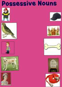 PicCollage Interactive Worksheet